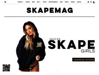 skape.com.co screenshot