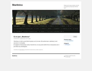 skarbnica.pesel53.pl screenshot
