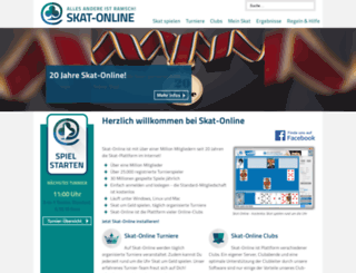 skat-online.com screenshot