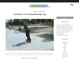 skate-parts.com screenshot