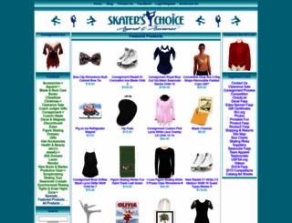 skaterschoicecolorado.com screenshot