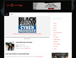 skatessentials.com screenshot