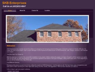 skbenterprises.com screenshot