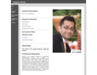 skchugh.com screenshot