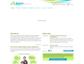 skema-asia.com screenshot
