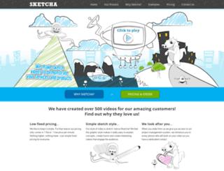 sketcha.com screenshot