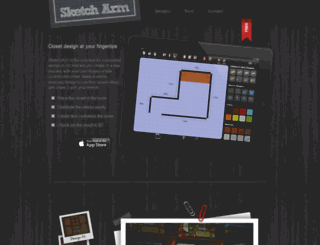 sketcharm.com screenshot