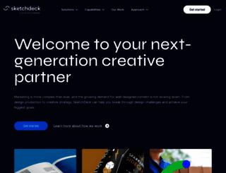 sketchdeck.com screenshot