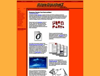 sketchpad.net screenshot