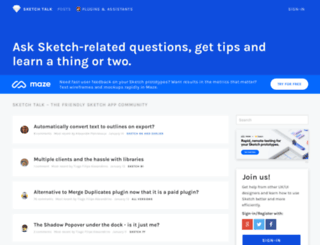 sketchtalk.io screenshot