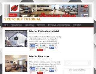 sketchuptutorialtop.com screenshot