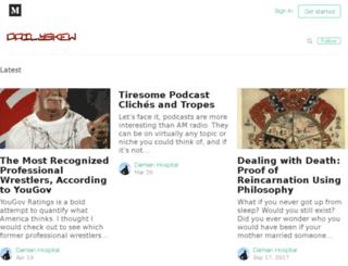 skew.dailyskew.com screenshot