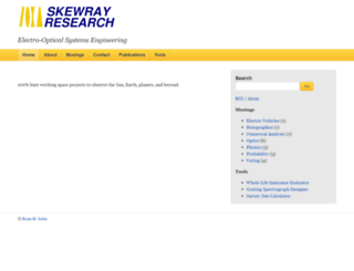 skewray.com screenshot
