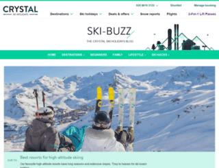 ski-buzz.co.uk screenshot