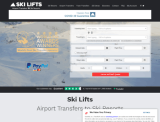 ski-lifts.com screenshot