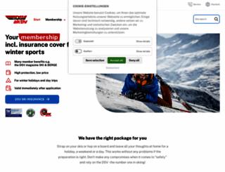 ski-online.de screenshot