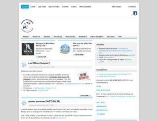 ski74.fr screenshot