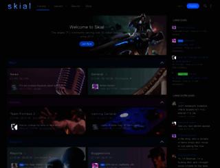 skial.com screenshot