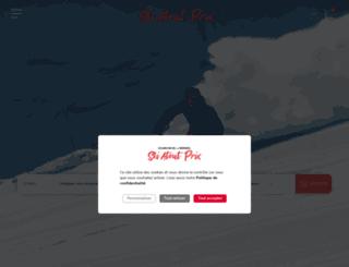 skiatoutprix.com screenshot
