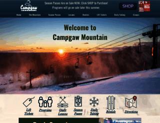 skicampgaw.com screenshot