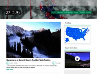 skiernet.com screenshot