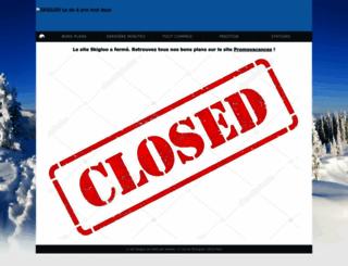 skigloo.com screenshot