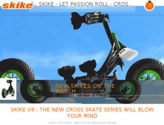 skike.com screenshot
