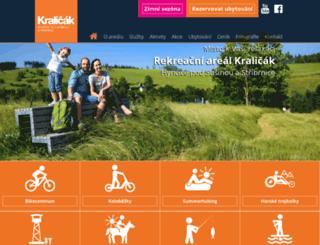 skikralicak.cz screenshot