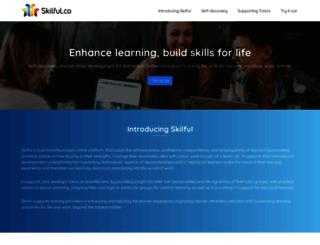 skilful.co screenshot