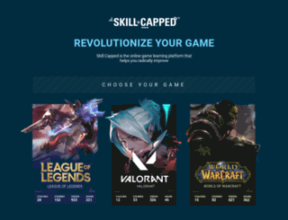 skill-capped.com screenshot