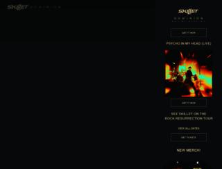 skillet.com screenshot