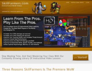skillfarmers.com screenshot