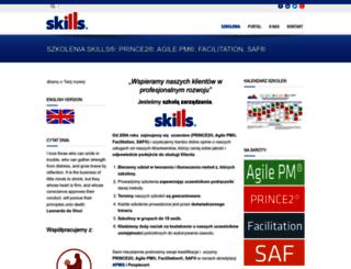 skills.pl screenshot