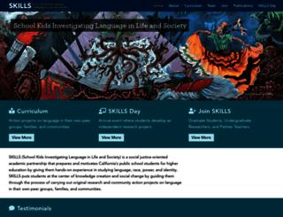 skills.ucsb.edu screenshot