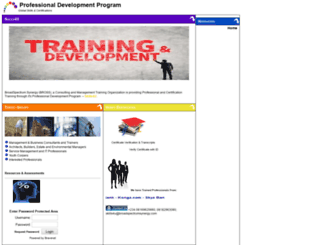 skills4u.broadspectrumsynergy.com screenshot
