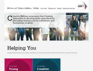 skillset.org screenshot