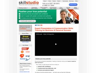 skillstudio.com screenshot