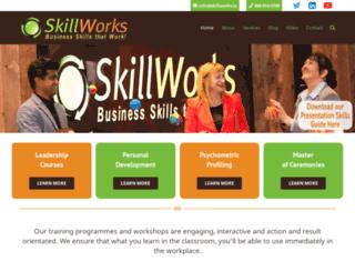 skillworks.ie screenshot