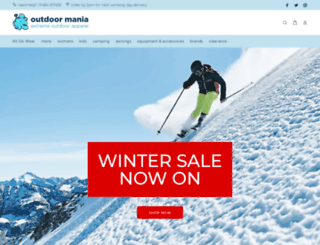 skimania.co.uk screenshot