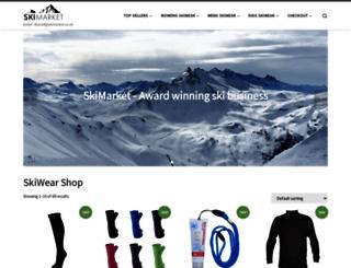 skimarket.co.uk screenshot
