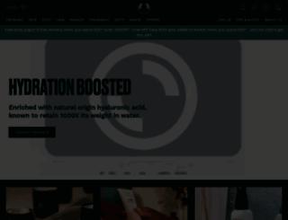 skincareonline.thebodyshop.co.uk screenshot
