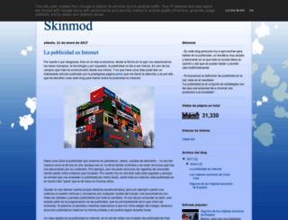 skinmod.es screenshot