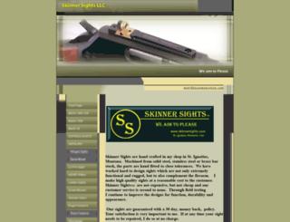 skinnersights.com screenshot