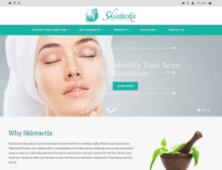 skintactix.com screenshot