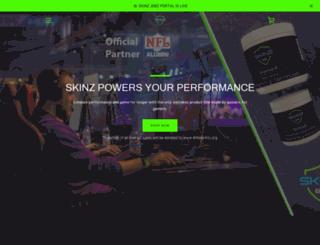 skinz.gg screenshot