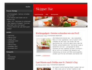 skipperclub.ch screenshot