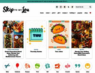 skiptomylou.org screenshot