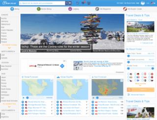 skiresorts-test.com screenshot
