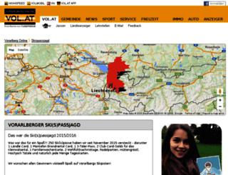 skispassjagd.vol.at screenshot