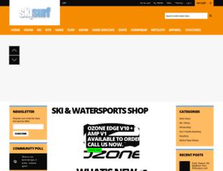skisurf.co.uk screenshot